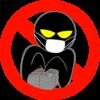 資源回収に出された古紙、資源物の持ち去りは犯罪です!