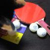 町会対抗卓球大会(東ブロック予選)